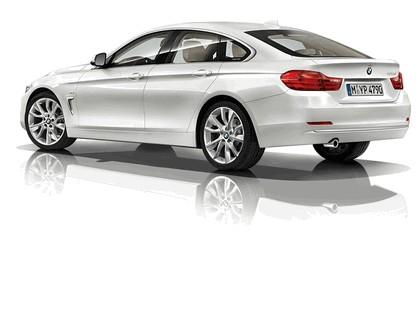 2014 BMW 4er ( F36 ) Gran Coupé Modern Line 2