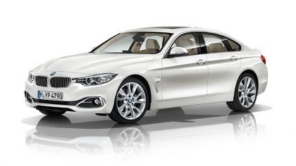 2014 BMW 4er ( F36 ) Gran Coupé Modern Line 7