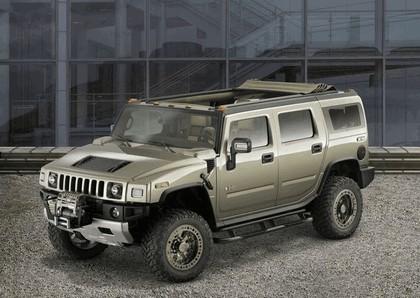 2007 Hummer H2 Safari 1