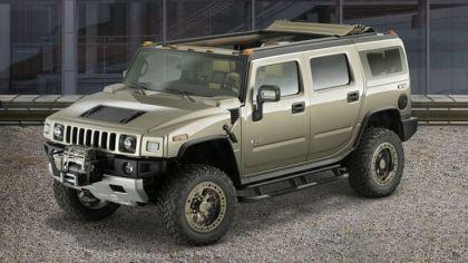 2007 Hummer H2 Safari 8
