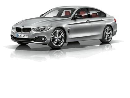 2014 BMW 4er ( F36 ) Gran Coupé Sport Line 1