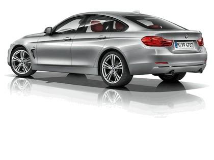 2014 BMW 4er ( F36 ) Gran Coupé Sport Line 2