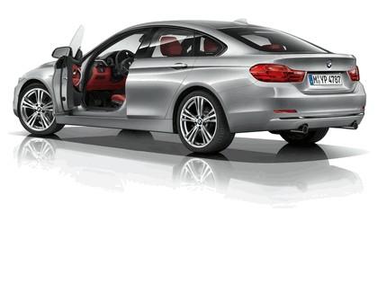 2014 BMW 4er ( F36 ) Gran Coupé Sport Line 3