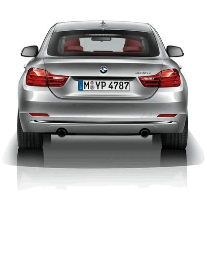 2014 BMW 4er ( F36 ) Gran Coupé Sport Line 4