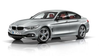 2014 BMW 4er ( F36 ) Gran Coupé Sport Line 8