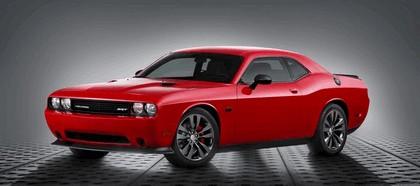 2014 Dodge Challenger SRT Satin Vapor Edition 1