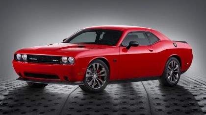 2014 Dodge Challenger SRT Satin Vapor Edition 4