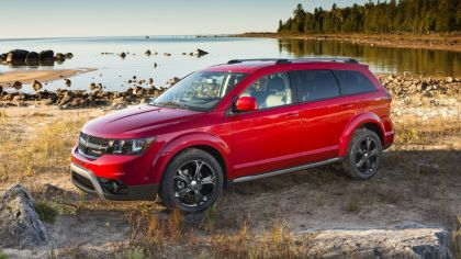 2014 Dodge Journey Crossroad 7