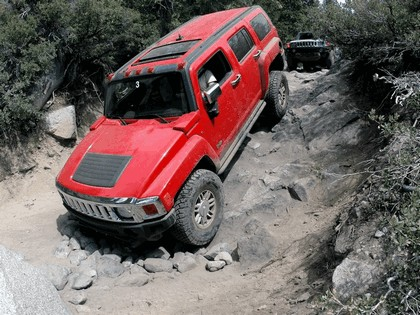 2007 Hummer H3 Rubicon Trail Off-road 6