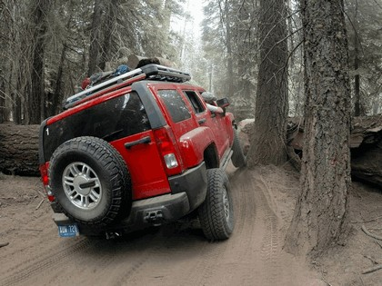 2007 Hummer H3 Rubicon Trail Off-road 7