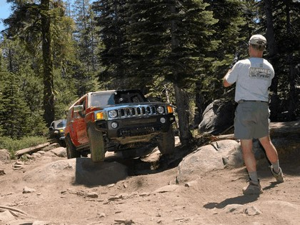 2007 Hummer H3 Rubicon Trail Off-road 13
