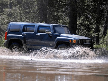 2007 Hummer H3 Rubicon Trail Off-road 15