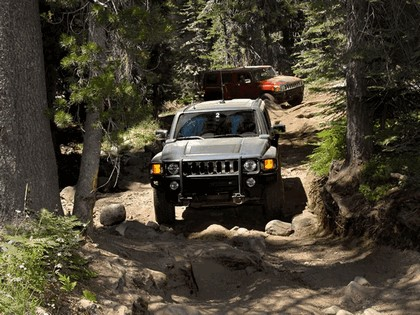 2007 Hummer H3 Rubicon Trail Off-road 16