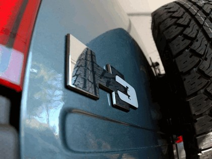 2007 Hummer H3 Rubicon Trail Off-road 17