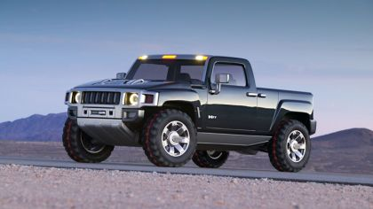 2007 Hummer H3T Pick-up 3