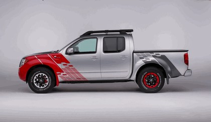2014 Nissan Frontier Diesel Runner powered by Cummins 2
