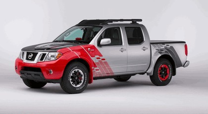 2014 Nissan Frontier Diesel Runner powered by Cummins 4