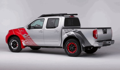 2014 Nissan Frontier Diesel Runner powered by Cummins 6