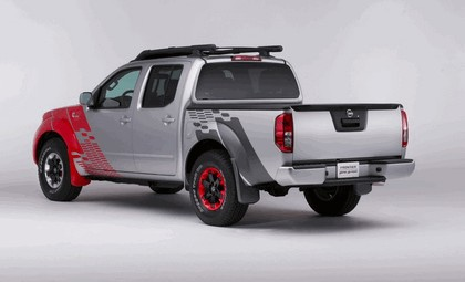2014 Nissan Frontier Diesel Runner powered by Cummins 7