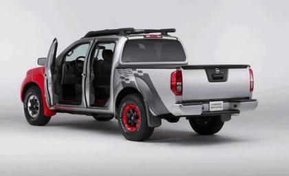 2014 Nissan Frontier Diesel Runner powered by Cummins 8