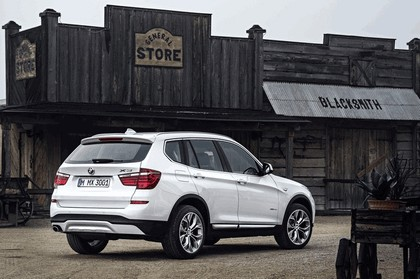 2014 BMW X3 ( F25 ) with xLine Package 3