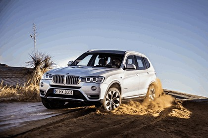 2014 BMW X3 ( F25 ) with xLine Package 9