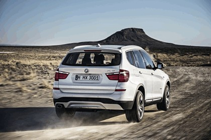 2014 BMW X3 ( F25 ) with xLine Package 11