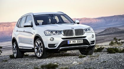 2014 BMW X3 ( F25 ) with xLine Package 7