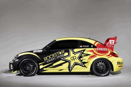 2014 Volkswagen Beetle Red Bull Global Rallycross series 2