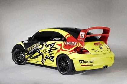 2014 Volkswagen Beetle Red Bull Global Rallycross series 3