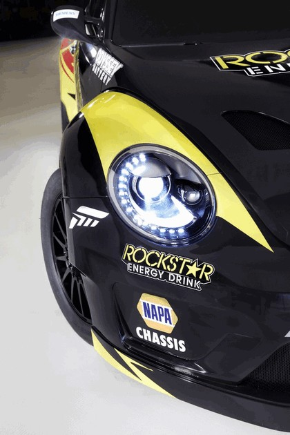 2014 Volkswagen Beetle Red Bull Global Rallycross series 5
