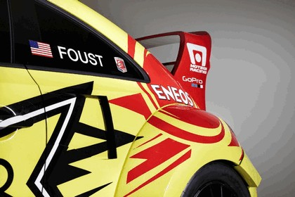 2014 Volkswagen Beetle Red Bull Global Rallycross series 7