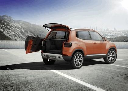 2014 Volkswagen Taigun concept 4