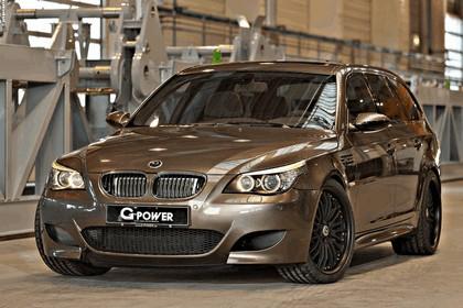 2014 G-Power M5 Hurricane RR ( based on BMW M5 E61 ) 1