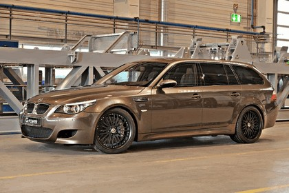 2014 G-Power M5 Hurricane RR ( based on BMW M5 E61 ) 2