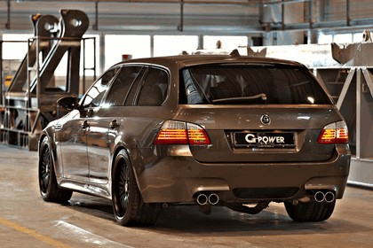 2014 G-Power M5 Hurricane RR ( based on BMW M5 E61 ) 3
