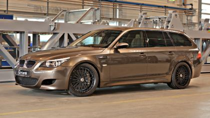 2014 G-Power M5 Hurricane RR ( based on BMW M5 E61 ) 1