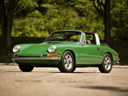 1966 Porsche 911 ( 901 ) S 2.0 Targa - USA version 1