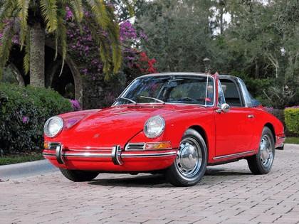 1966 Porsche 911 ( 901 ) S 2.0 Targa - USA version 8