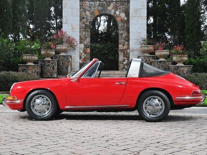 1966 Porsche 911 ( 901 ) S 2.0 Targa - USA version 11