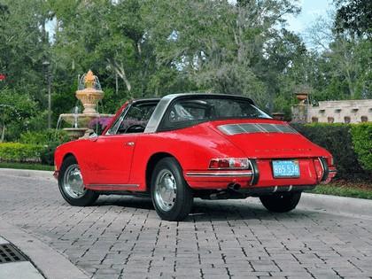 1966 Porsche 911 ( 901 ) S 2.0 Targa - USA version 12