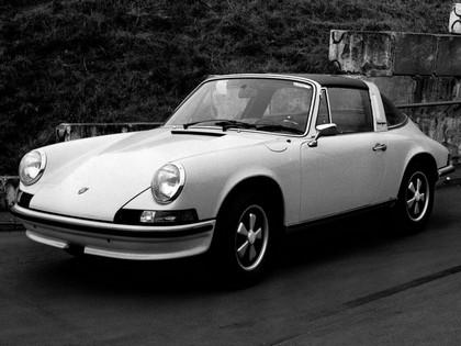 1971 Porsche 911 ( 911 ) S 2.4 Targa 4