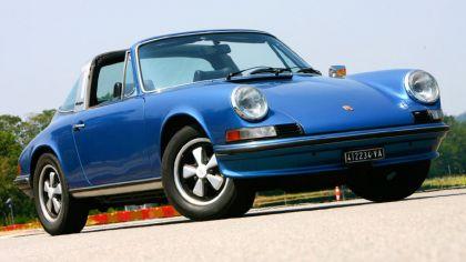 1971 Porsche 911 ( 911 ) S 2.4 Targa 5
