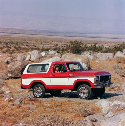 1978 Ford Bronco Ranger XLT 1
