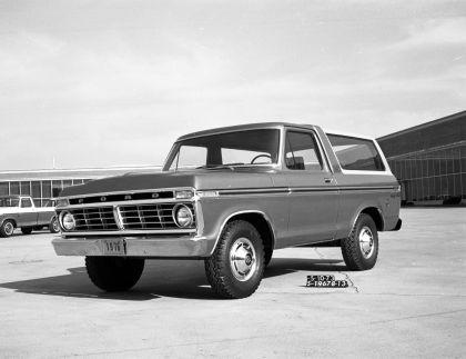1978 Ford Bronco Ranger XLT 12