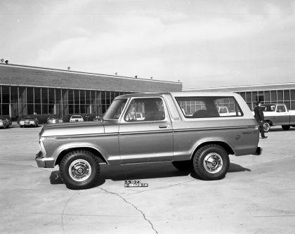 1978 Ford Bronco Ranger XLT 13