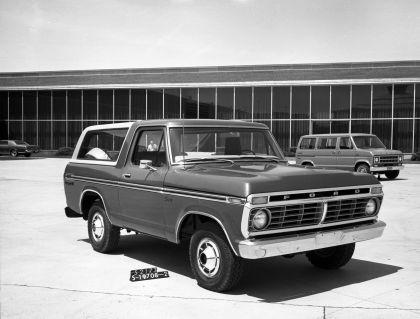 1978 Ford Bronco Ranger XLT 14