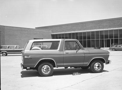 1978 Ford Bronco Ranger XLT 15