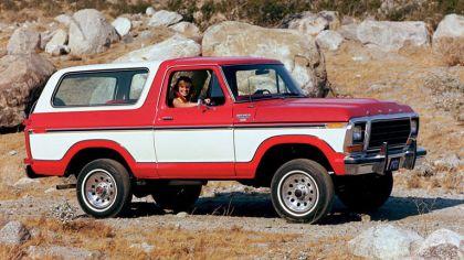 1978 Ford Bronco Ranger XLT 7