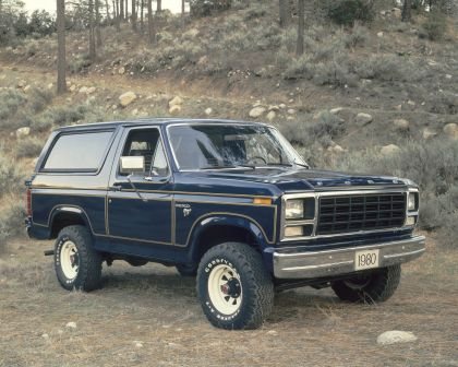 1980 Ford Bronco 1